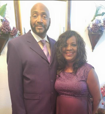Picture of Pastor and Lady Eddington